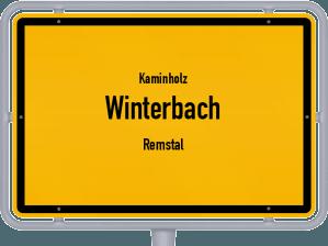 Kaminholz & Brennholz-Angebote in Winterbach (Remstal)