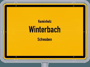 Kaminholz & Brennholz-Angebote in Winterbach (Schwaben)