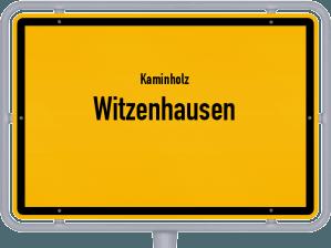 Kaminholz & Brennholz-Angebote in Witzenhausen