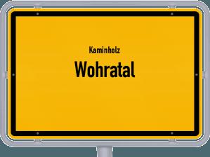 Kaminholz & Brennholz-Angebote in Wohratal