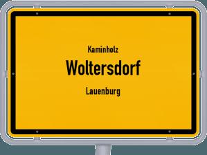 Kaminholz & Brennholz-Angebote in Woltersdorf (Lauenburg)