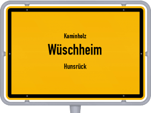 Kaminholz & Brennholz-Angebote in Wüschheim (Hunsrück)
