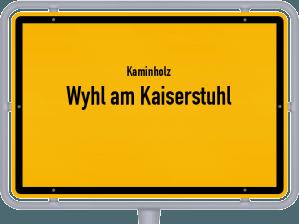 Kaminholz & Brennholz-Angebote in Wyhl am Kaiserstuhl
