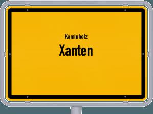 Kaminholz & Brennholz-Angebote in Xanten