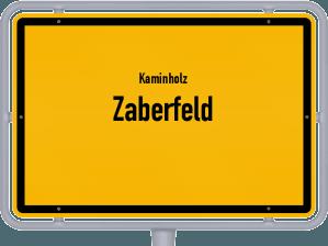 Kaminholz & Brennholz-Angebote in Zaberfeld
