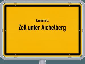 Kaminholz & Brennholz-Angebote in Zell unter Aichelberg