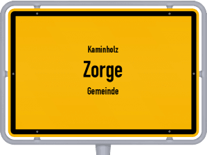 Kaminholz & Brennholz-Angebote in Zorge (Gemeinde)